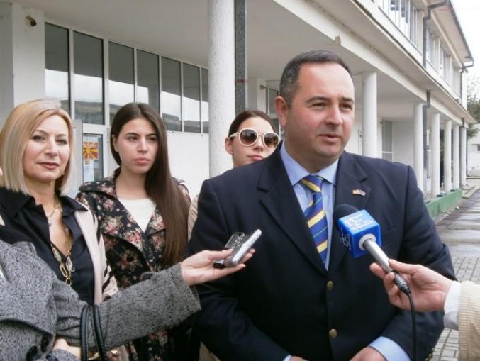 Расчистување на 27 априлските настани Saso-Vasilevski