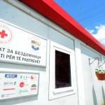 Пунктот за бездомници во Момин Поток ќе биде отворен 24 часа до завршување на студениот бран
