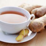 Чај од ѓумбир спас од главоболките и чистење на црниот дроб