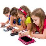 Смартфоните опасни за детското здравје