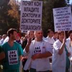 doktori protest