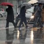 Денеска облачно време со повремени врнежи од дожд