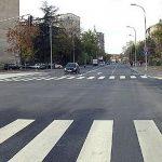 Времен режим на сообраќај на улицата  Филип Втори Македонски
