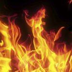 Пожар во бараките кај СУГС  Здравко Цветковски