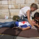 prva pomoc, narodni trg 13.09.08.