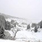 Најстудено утрово во Скопје и Берово  најмногу снег во Маврово