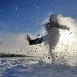 Во Маврово најстудено и со најмногу снег