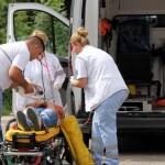 Вчера три лица потешко повредени во сообраќајки во Скопје