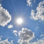 Денеска сончево со мала облачност